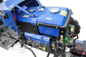 двигатель мототрактора garden scout