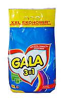 Порошок Gala Автомат Яркие цвета 3 в 1 - 6 кг.