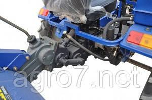 гидравлика навесного механизма мототрактора