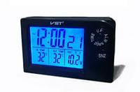 Часы-термометр-вольтметр для автомобиля ВАЗ - 2110