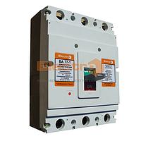 Автоматический выключатель ВА77-1-800 3 полюса 800А Icu 50кА 380В