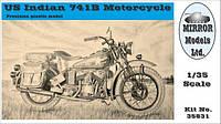 US Indian 741B Motorcycle 1/35 MIRROR 35831