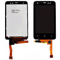 Дисплей Sony ST17i (Xperia Active) с сенсорным экраном (черный)