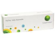 Контактные линзы однодневные MyDay Daily Disposable