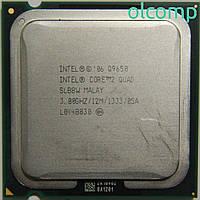 Intel Core 2 Quad Q9650  (SLB8W, 12M Cache, 3.00 GHz, 1333 MHz FSB)