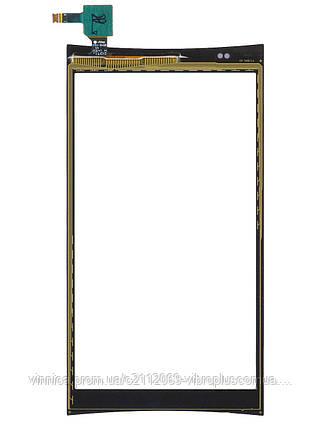 Тачскрин (сенсор) Acer E700 Liquid black, фото 2