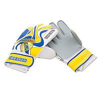 Вратарские перчатки клубные MIX CLUB детские BWS1406