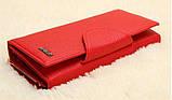 Красный  кошелек женский, фото 3