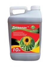 Десикант Диквалан (Реглон Супер) дикват 150 г/л, для десикации растений, фото 2