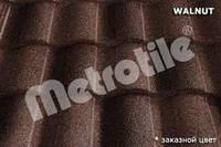 Композитная черепица METROROMAN (Метророман) Walnut