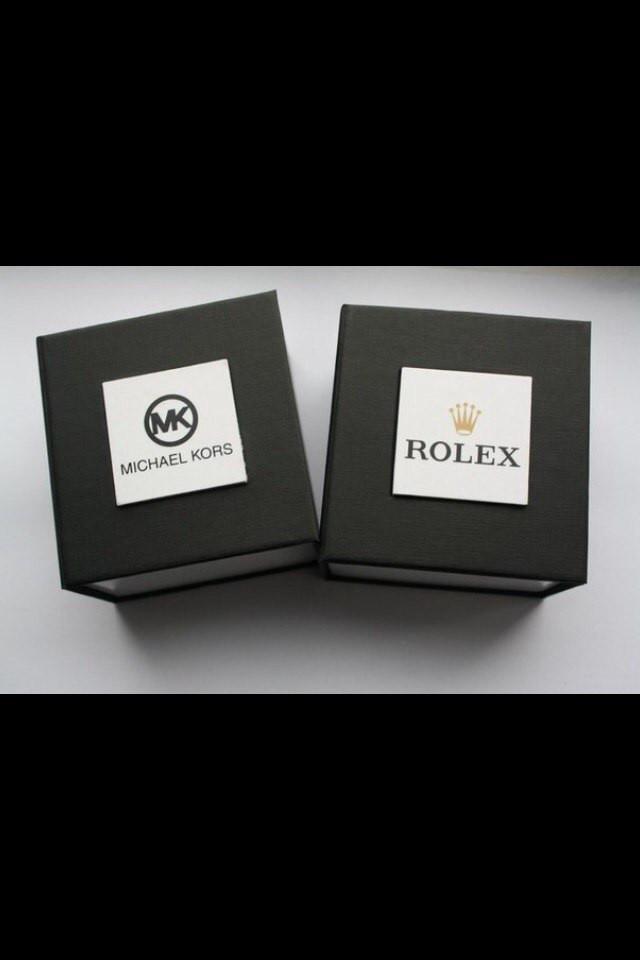Подарункова упаковка під наручний годинник (брендована)