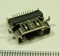 H001 Разъем, гнездо HDMI  для материнских плат  и ноутбуков