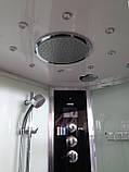 Гидромассажный бокс Grandehome WS103R/S6 правосторонний (белые задние стенки), 1200х900х2240 мм, фото 8