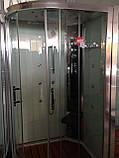Гидромассажный бокс Grandehome WS103R/S6 правосторонний (белые задние стенки), 1200х900х2240 мм, фото 9