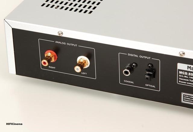 Magnat MCD 850 - CD проигрыватель