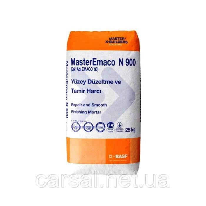 BASF. Чистовой ремонт бетона MasterEmaco N 900. Безусадочная ремонтная смесь.