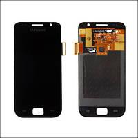 Дисплей Samsung i9000/9001 (Galaxy S) с сенсорным экраном (черный)