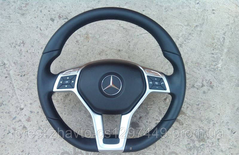 Руль на Mercedes
