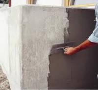 BASF. Ремонт трещин в бетоне MasterEmaco N 900. Защита бетона.