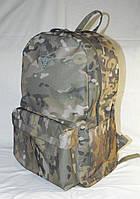 Рюкзак камуфлированный молодежный мультикам, фото 1
