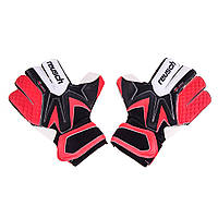 Вратарские перчатки Reusch Latex Foam Размер9 красно-черные GG-RCH-01R