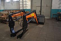 Погрузчик Фронтальный Быстросъёмный НТ-4М КУН на МТЗ с ковшом 1,3, фото 3