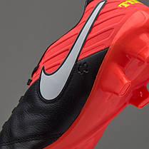 Бутсы Nike Tiempo Mystic V FG 819236-018, Найк Темпо (Оригинал), фото 2