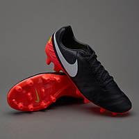 Бутсы Nike Tiempo Mystic V FG 819236-018, Найк Темпо