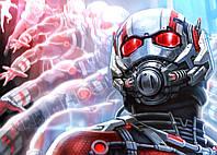Картина 60х40 см Человек-муравей альтер эго