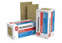 Техноакустик 100 мм 40 кг/м.куб звукоизоляционная базальтовая плита Технониколь