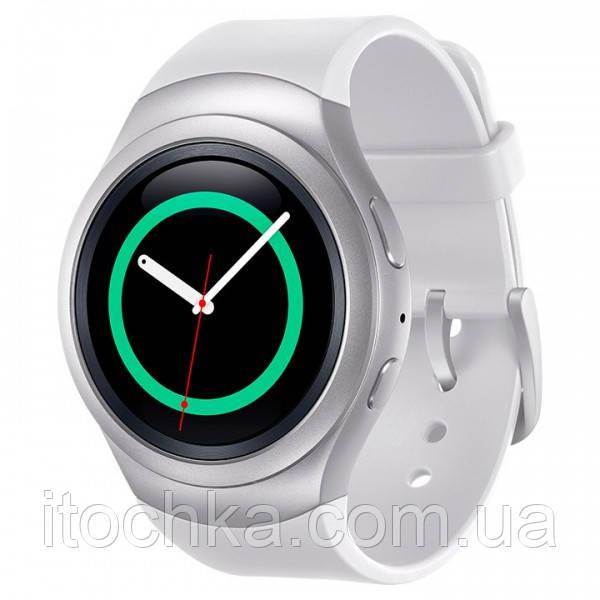 Samsung Умные Часы SM-R7200ZWASEK Gear S2 Silver UA