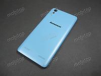 Задняя крышка для Lenovo A6000 / K3 (голубая)