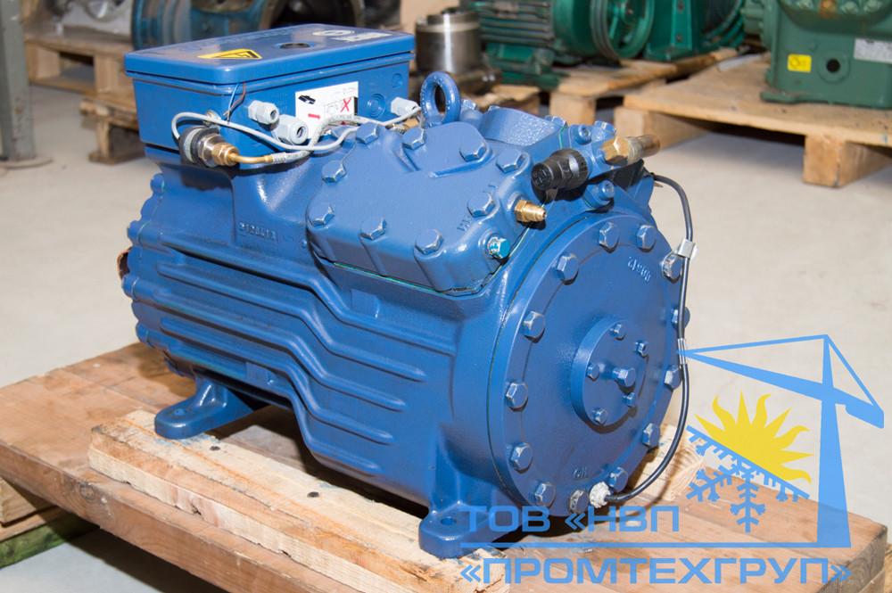 Холодильный компрессор Bock HGX34e/380-4 S б/у (33.1 m3/h)