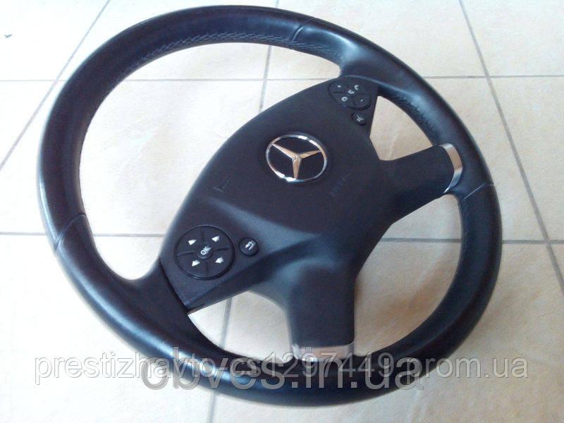Руль на Mercedes E-Class W212 оригинал, б/у