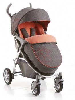 Детская прогулочная коляска С409m, фото 2