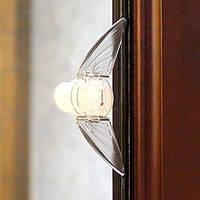 Замок для шкафа - купе Прозрачный