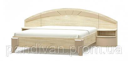 Кровать двуспальная Аляска