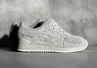 Кроссовки Asics x Reigning Champ Gel Lyte III Light Grey мужские