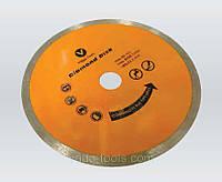Отрезной алмазный диск 230 мм для керамики