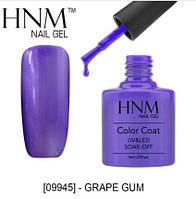 Гель-лак HNM 09945 фиолетовый 8мл