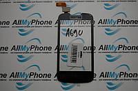 Сенсорный экран для мобильного телефона Lenovo A690 Black