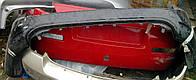 Бампер задний для Ford Focus II 2008-2011