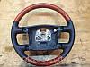 Руль на Volkswagen Touareg
