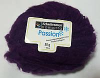 Пряжа Passion фиолетовая