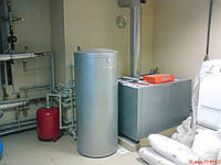 Монтаж газовых котлов, фото 1