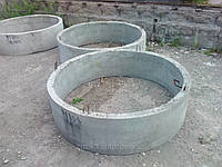 Кольцо стеновое КС 20-6 (h=590) со скобами