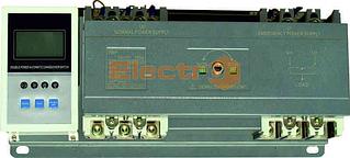 Устройство АВР с автоматическим выключателем ВА77-1-250, 2 х 3 полюса 160А Icu 25кА 380В