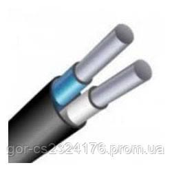 Кабель алюминиевый АВВГ 2х6 (Одескабель)