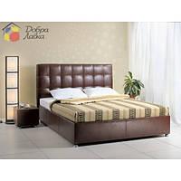 Кровать Лугано - 1,6 с подъемным матрасом и нишей, НСТ Альянс