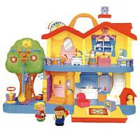 Развивающий игровой набор KiddielandPreschool Загородный дом 032730